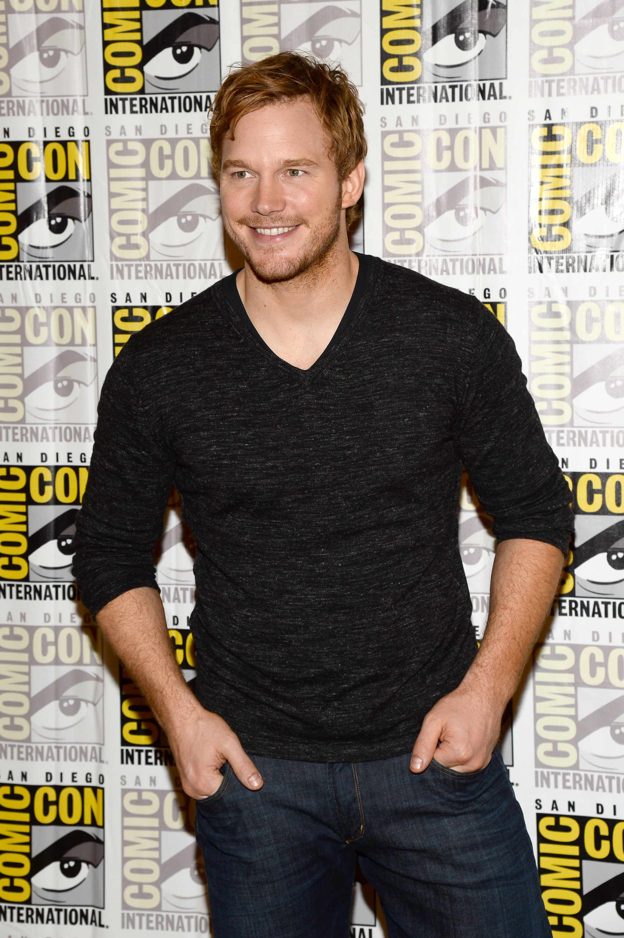 2013 | A Look Back at Chris Pratt Through the Years | POPSUGAR ...