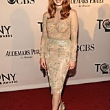 Tony Awards Red Carpet Pictures 2012
