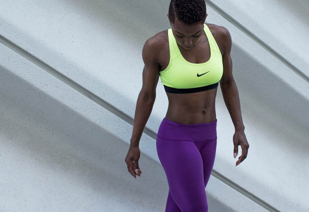 A Trainer Shares a 5-Minute, Kickass Ab-Toning Workout You Can Do Anywhere