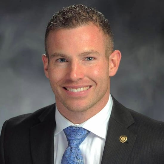 Congressman Says Gay People Aren't Human