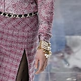 Chanel Jewelry on the Fall/Winter 2020 Runway