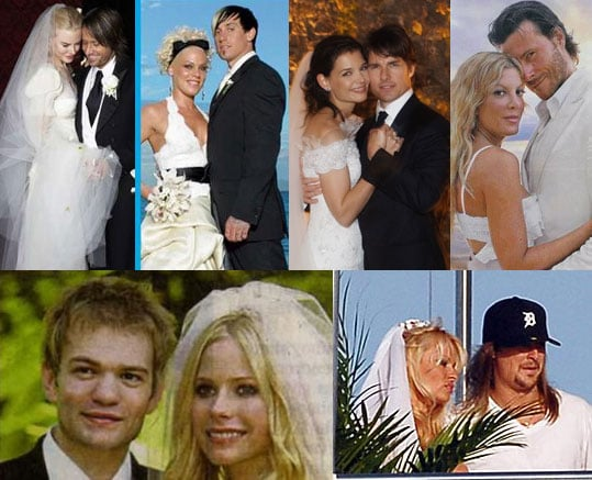 What Was Your Favorite 2006 Wedding?