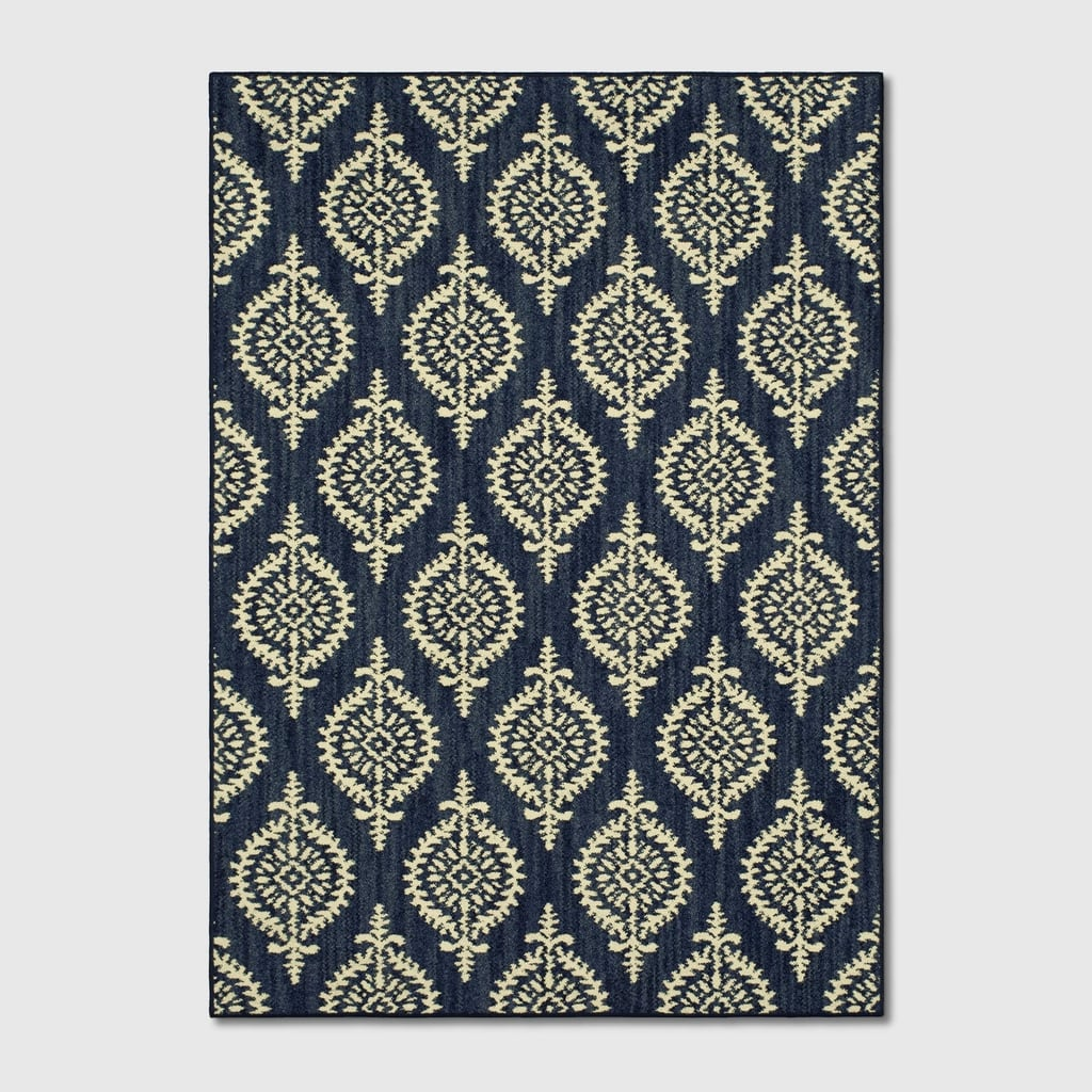 Easy Care Paisley Tufted Rug