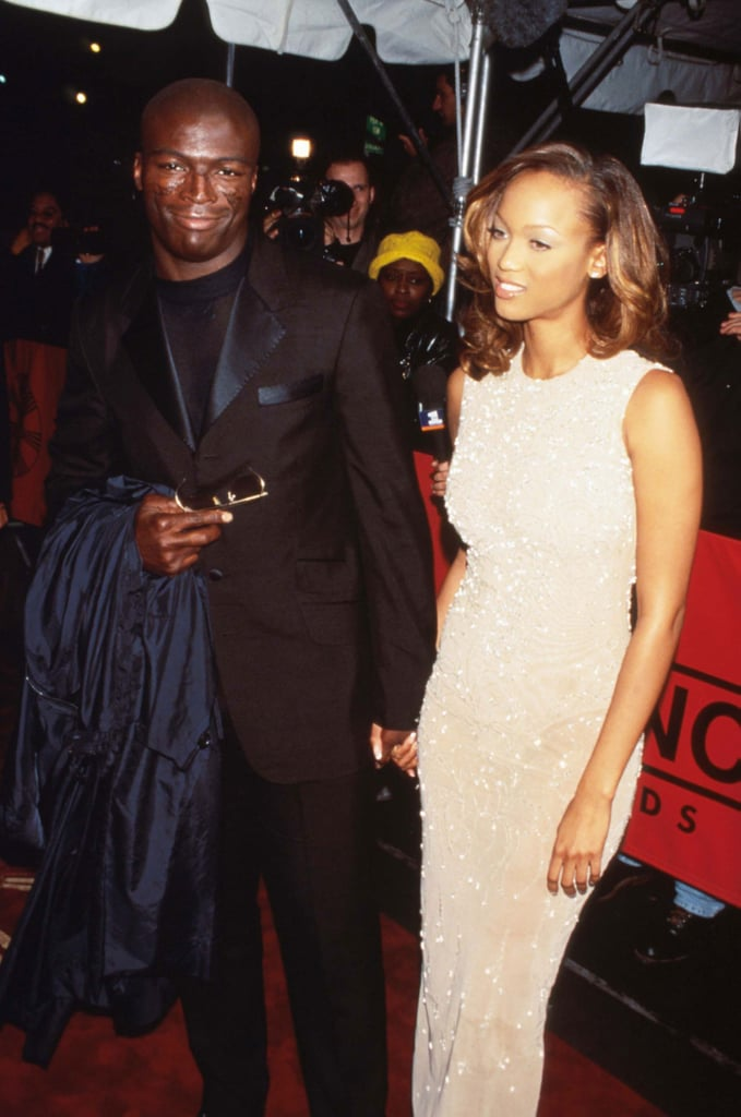 Tyra and Seal