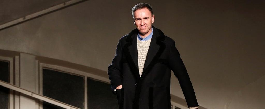 Raf Simons's Namesake Collection Is Coming to Men's Fashion Week