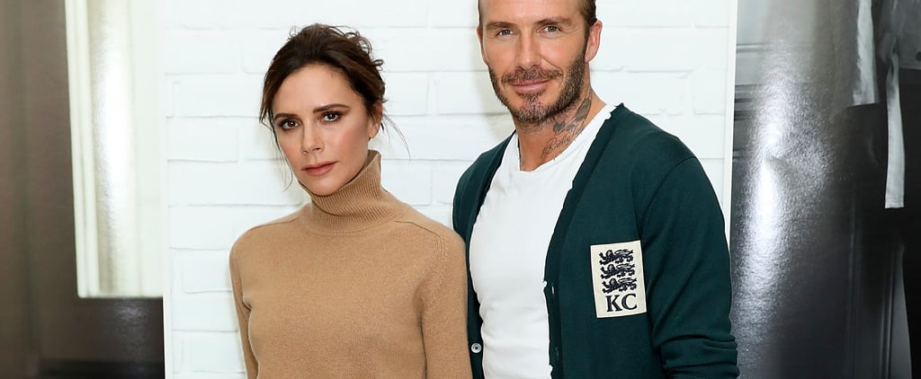 Victoria Beckham Just Modernized Her Favorite Leather Look From the '90s