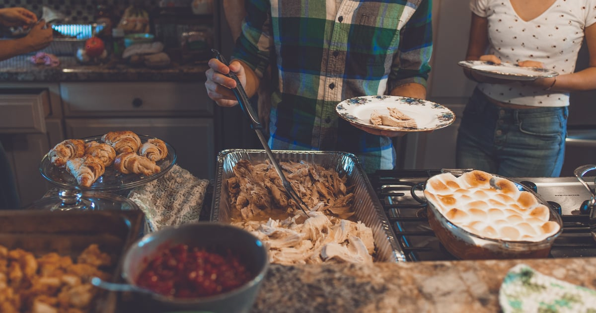 Too Much Thanksgiving Turkey? Here's How to Freeze Your Leftovers