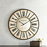 Village Wall Clock ($240)