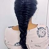 Braid Created With Magic Hair Tool