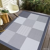 Grey Allstar Indoor Outdoor All Weather Rug
