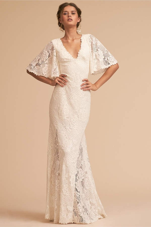 BHLDN Tadashi Shoji Kieran Gown | Best BHLDN Wedding Dresses ...