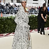Rihanna at the 2018 Met Gala