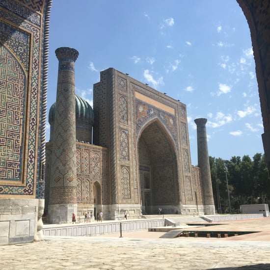 What It's Like to Travel in Uzbekistan
