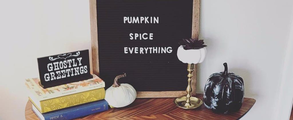Consider This Fall Decor Inspiration From Target Your Excuse to Shop Even More