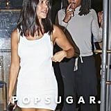 Are Kourtney Kardashian and Luka Sabbat Dating?