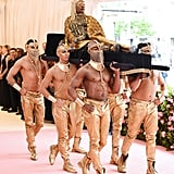 Billy Porter at the 2019 Met Gala