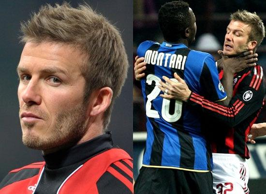 16/02/2009 David Beckham