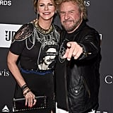 Kari Karte and Sammy Hagar