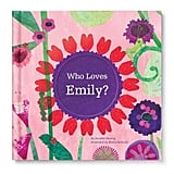 Personalized Custom Name Book