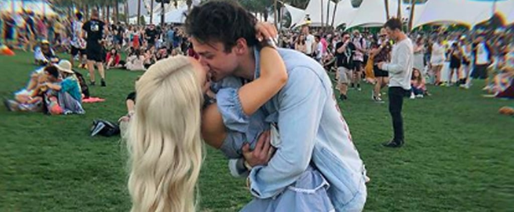 Dove Cameron and Thomas Doherty Pictures