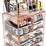Sorbus Acrylic Cosmetic Makeup Organiser