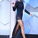 Taylor Swift at the GLAAD Media Awards in 2016.