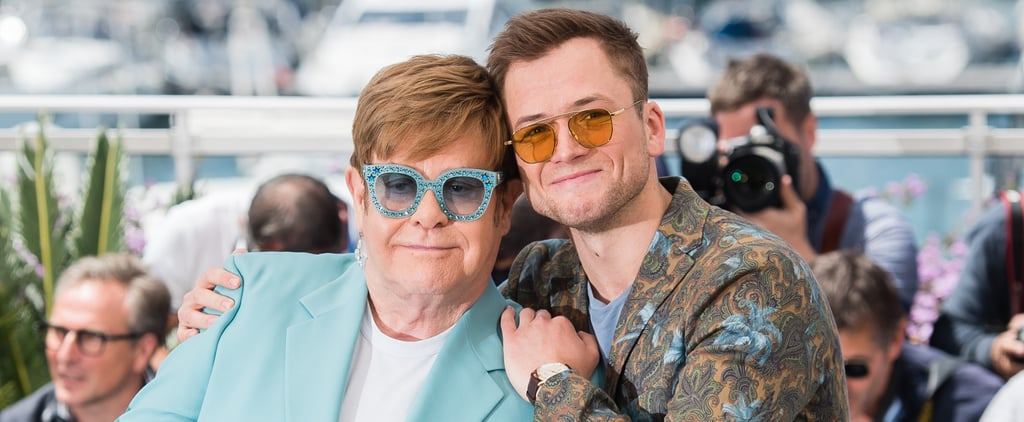 Taron Egerton Talks About Stealing From Elton John's Kitchen