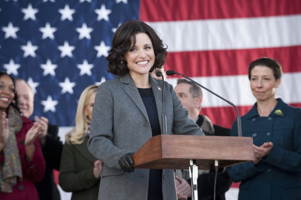 Veep Two wins total:  Outstanding lead actress in a comedy series, Julia Louis-Dreyfus Outstanding supporting actor in a comedy series, Tony Hale