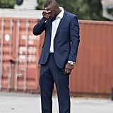 Idris Elba's False Alarm