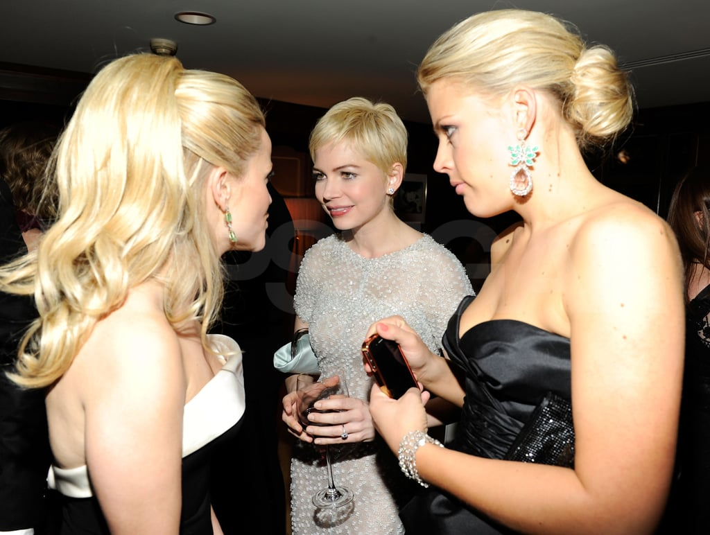 Photos From Inside Vanity Fair's Oscars Party