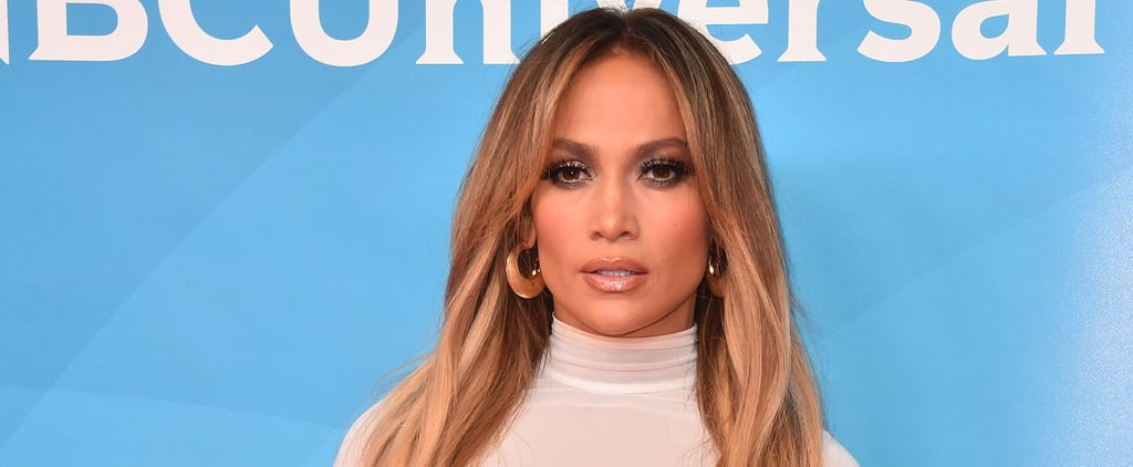 Jennifer Lopez Talks About Her Curves May 2018