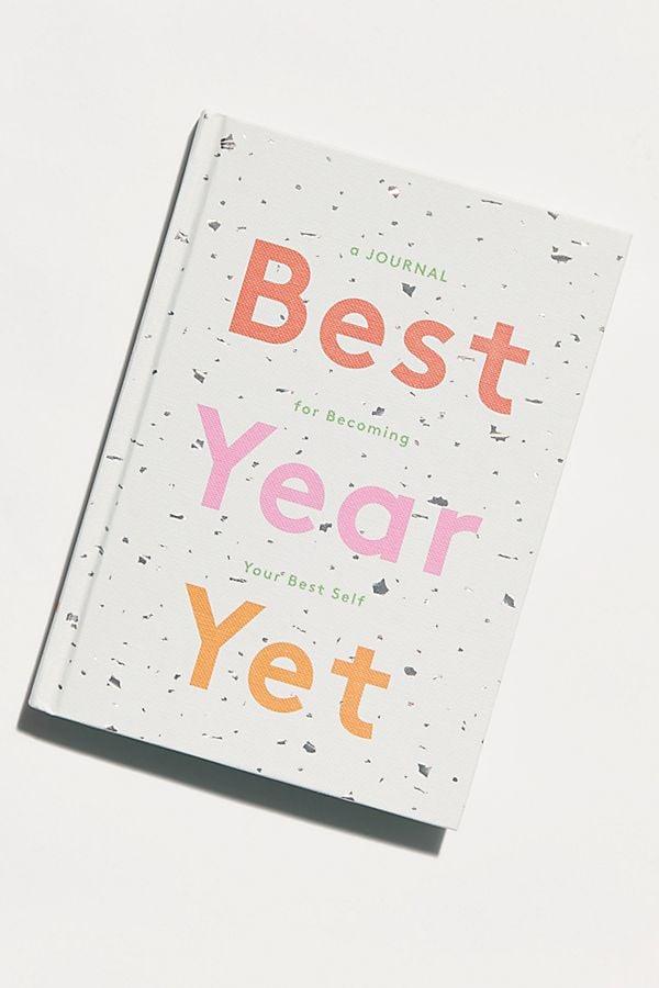Best Year Yet Journal