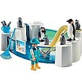 Playmobil Family Fun Penguin Enclosure