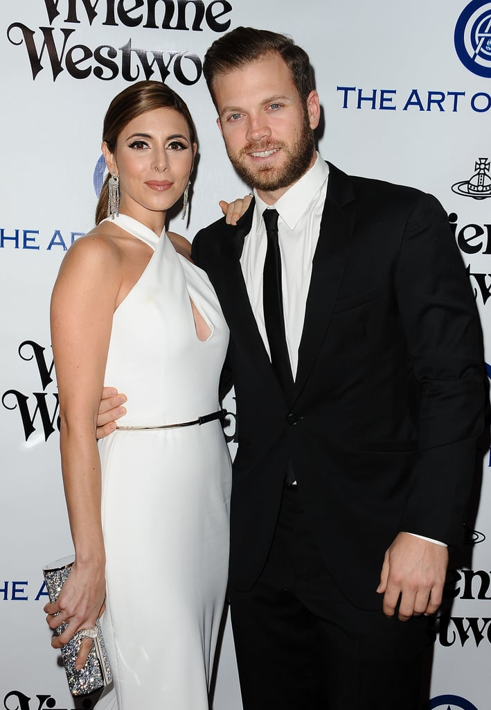 Jamie-Lynn Sigler and Cutter Dykstra