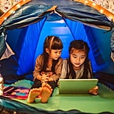 Go Camping . . . Without Leaving the House