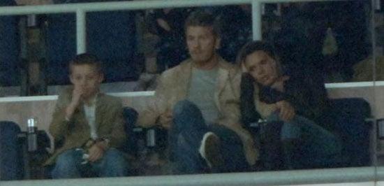 The Beckhams' Sports Weekend