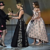 They Handed the Award to Amy Sherman-Palladino of The Marvelous Mrs. Maisel