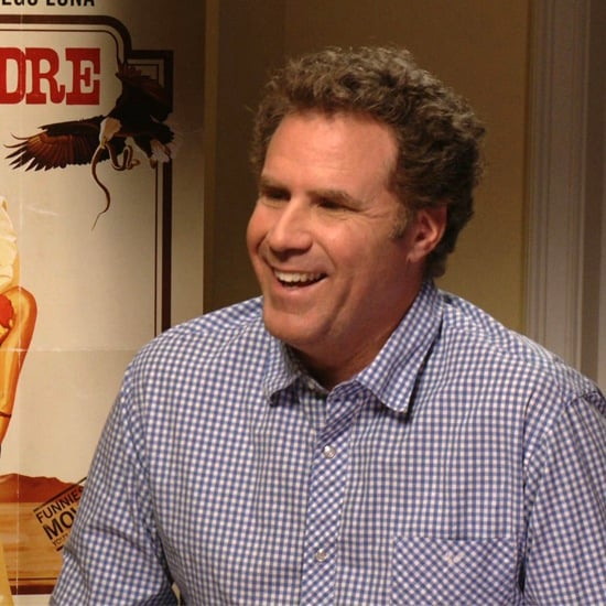 Will Ferrell Casa de mi Padre Interview