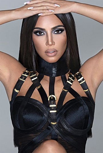 Kim Kardashian KKW Beauty '90s Makeup Collection