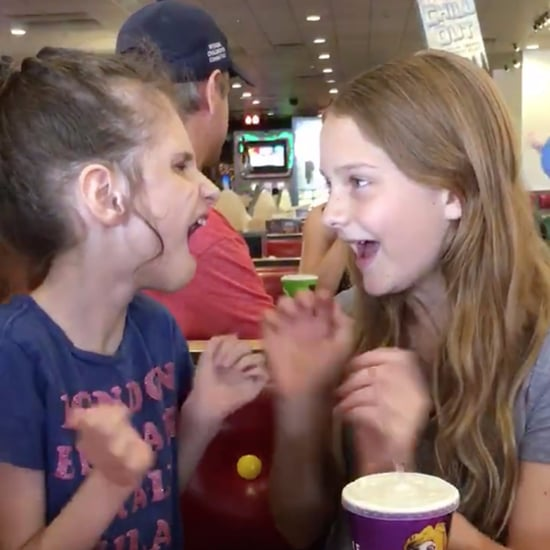Classmate Befriends Girl With Special Needs