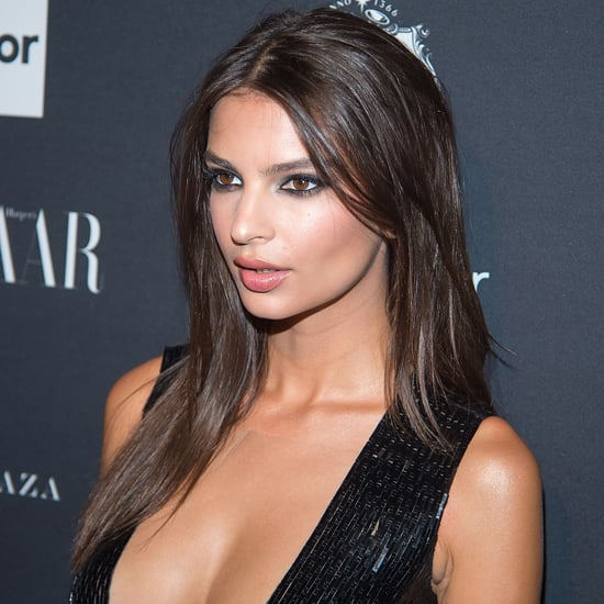 Emily Ratajkowski Julien Macdonald Dress at Icons Party 2016