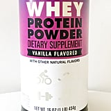 Whey Protein Powder ($13)