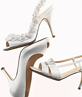 Superior Cole Haan Creates Bridal Collection With Nike Air Technology   POPSUGAR  Fashion