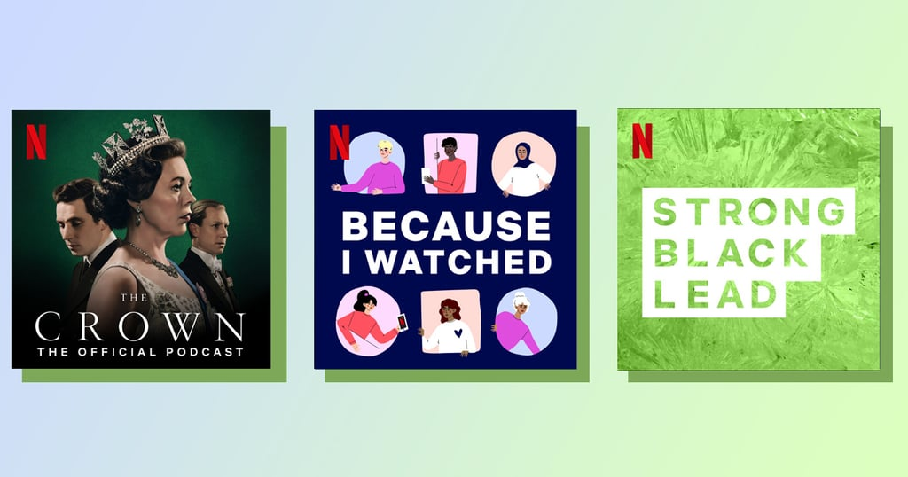 New Netflix Podcasts Streaming in November and December 2019