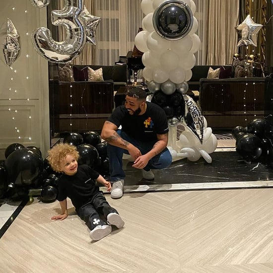 Drake Shares Photos of His Son Adonis's 3rd Birthday