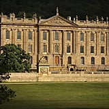 Chatsworth House from The Crown —  Derbyshire, England