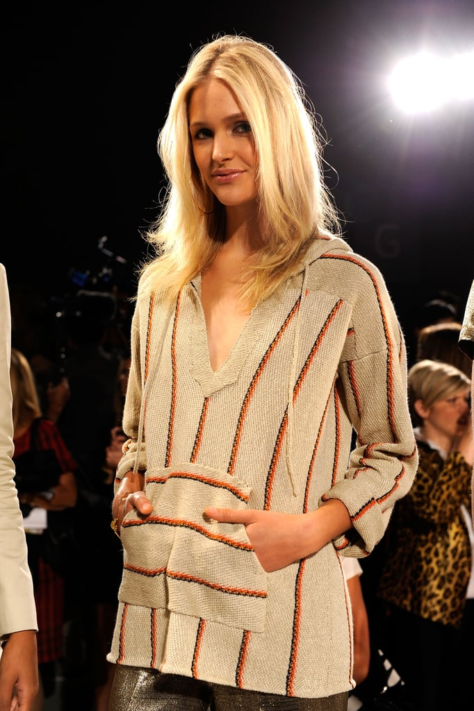 2011 Spring New York Fashion Week: Tory Burch
