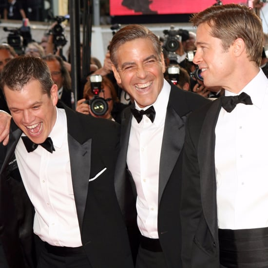 Matt Damon, George Clooney, and Brad Pitt's Pranks