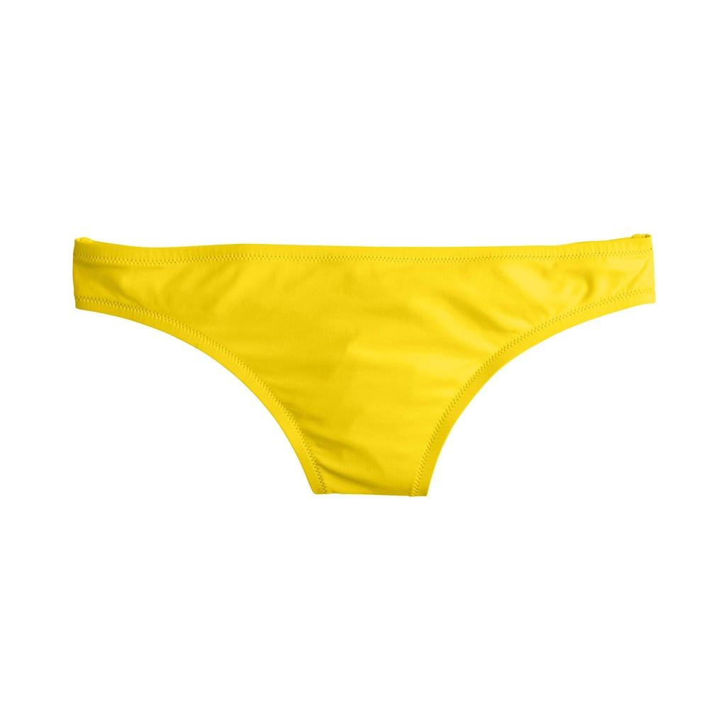 J.Crew Shrunken Surf Hipster Bikini Bottom ($40)