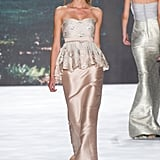 Badgley Mischka Spring 2013 | Runway